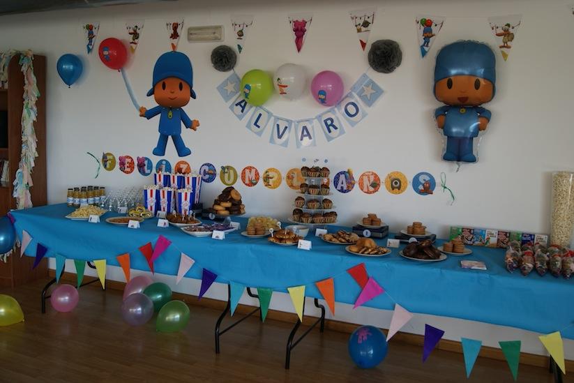 Fiestas infantiles | EN UNA NUBE