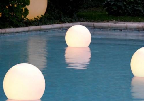 charming swimming pool lights