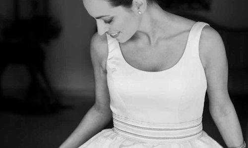vestido novia Dolores Mollá