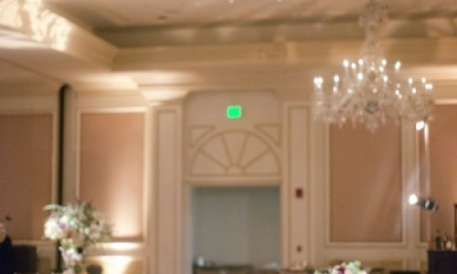 lámparas de araña boda