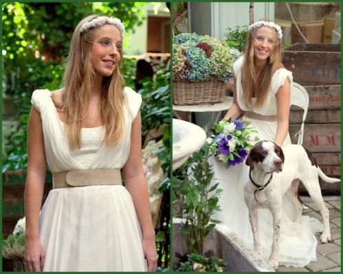 vestido de novia cinturon 2