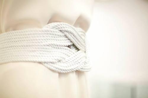 cinturón vestido novia david christian