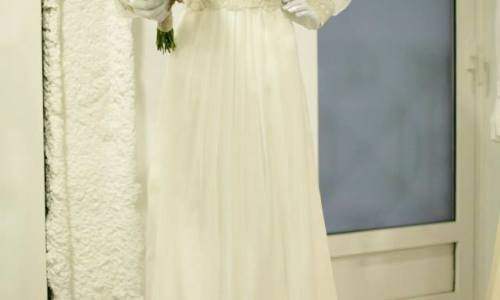colección novia david christian