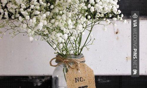 mesero boda con tela de saco