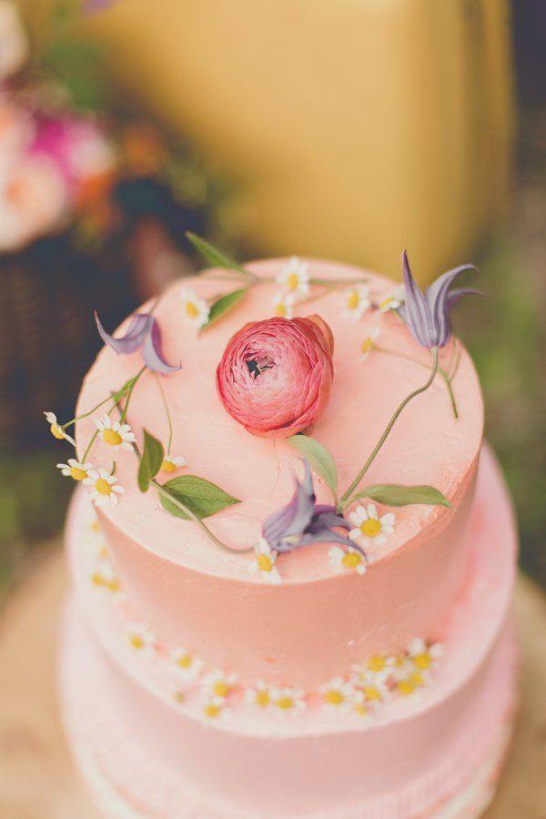 tarta con flores2