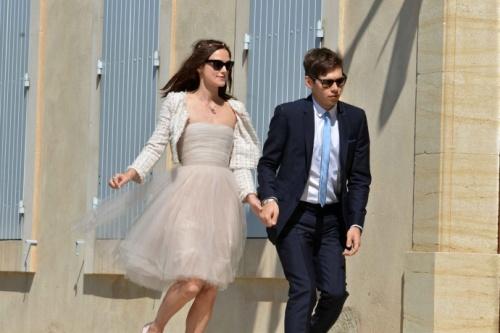 vestido de novia tul