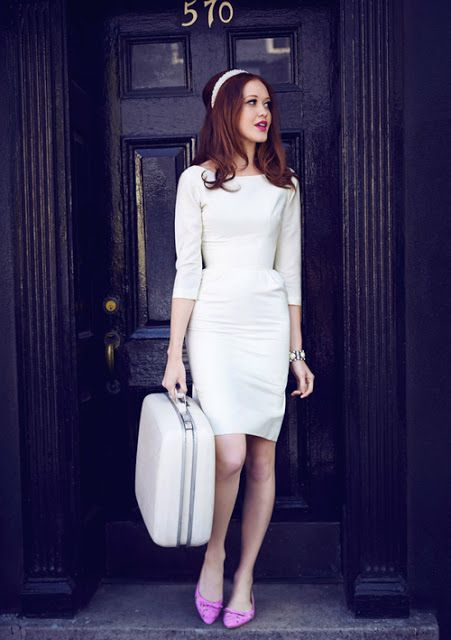 vestido novia corto y sencillo
