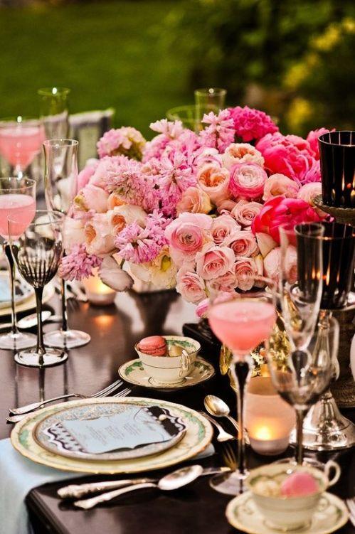 deco mesa boda