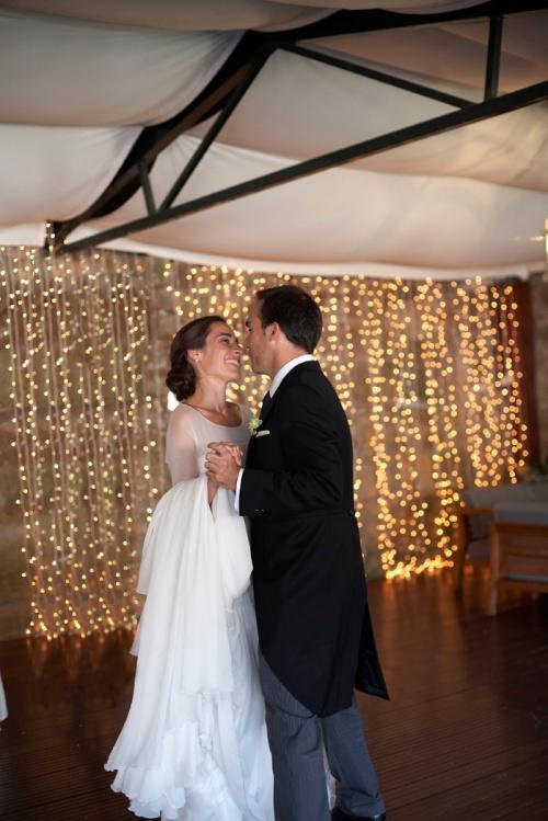 lucecitas boda
