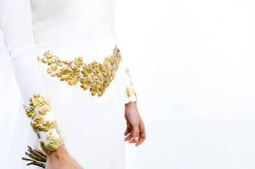 vestido novia panambi