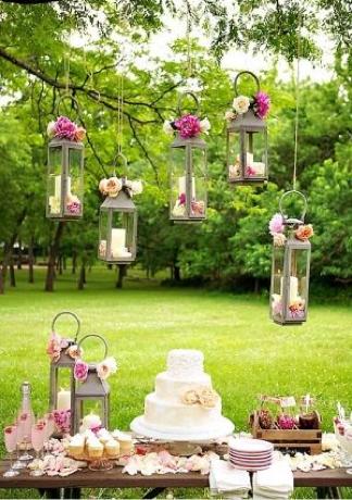 Iluminación boda 2