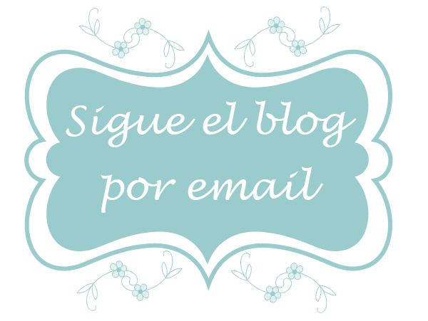 sigue el blog por email