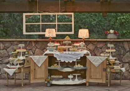 mesa chuches para boda 15