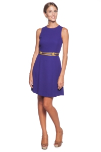 10.armani purple dress
