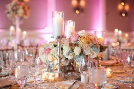 Peach-Pink-Wedding-Centerpiece-600x400