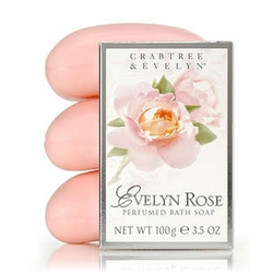 8.crabtree evelyn rose soap