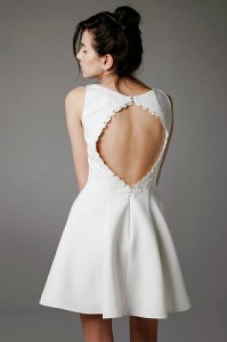 Little White Dress de Otaduy Vestidos de Novia MyWeddingLab 6