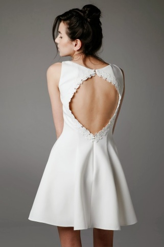 Little White Dress de Otaduy Vestidos de Novia MyWeddingLab 6