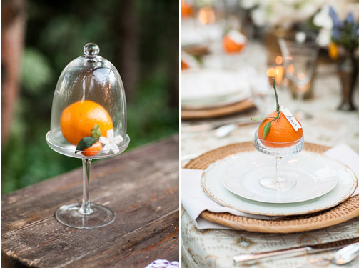 orange-place-setting